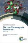 Image for Electron paramagnetic resonanceVolume 24