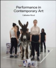 Image for Performance in contemporary art