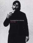 Image for Conceptual art in Britain 1964-1979