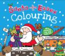 Image for Santa is Coming to Essex Colouring Book