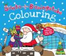 Image for Santa is Coming to Basingstoke Colouring Book