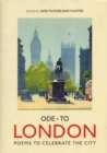 Image for Ode to London  : poems to celebrate the city