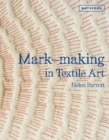 Image for Mark-making in textile art