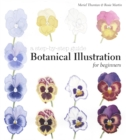 Image for Botanical illustration for beginners  : a step-by-step guide