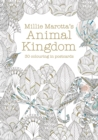 Image for Millie Marotta's Animal Kingdom Postcard Book : 30 beautiful cards for colouring in