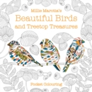 Image for Millie Marotta's Beautiful Birds and Treetop Treasures Pocket Colouring