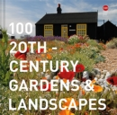 Image for 100 20th-century gardens and landscapes.