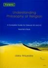 Image for Understanding Philosophy of Religion: Edexcel Teacher's Support Book