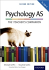 Image for Psychology AS: The teacher's companion for AQA 'A'