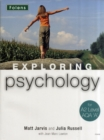 Image for Exploring psychology for A2 level AQA 'A'