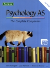 Image for Psychology AS  : the complete companion