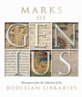 Image for Marks of genius  : masterpieces from the collections of the Bodleian Libraries