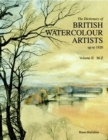 Image for The dictionary of British watercolour artists  : up to 1920Vol. 2: [M-Z]