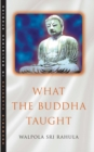 Image for What the Buddha taught