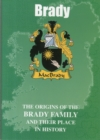 Image for Brady : The Origins of the Brady Family and Their Place in History