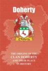 Image for Doherty : The Origins of the Doherty Family and Their Place in History