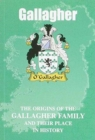 Image for Gallacher : The Origins of the Gallacher Family and Their Place in History