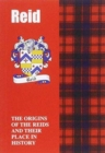 Image for Reid : The Origins of the Clan Reid and Their Place in History