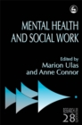 Image for Mental health and social work