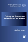 Image for Training and development for dementia care workers