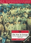 Image for The war in Europe  : from the Kasserine Pass to Berlin, 1942-1945