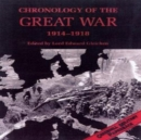 Image for Chronology of the Great War, 1914-1918
