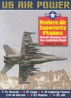 Image for Modern air superiority planes  : aircraft, weapons and their battlefield might