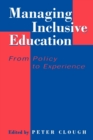 Image for Managing inclusive education  : from policy to experience