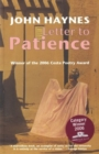 Image for Letter to patience