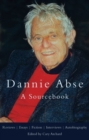 Image for Dannie Abse  : a sourcebook