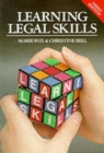 Image for Learning legal skills