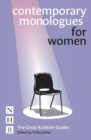 Image for Contemporary monologues for women