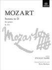 Image for Sonata in D K. 311