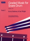 Image for Graded music for snare drumBook I,: Grades 1 & 2