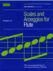 Image for Scales and arpeggios for flute: Grades 1-8