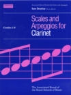 Image for Scales and arpeggios for clarinet: Grades 1-8