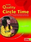 Image for More quality circle time  : evaluating your practice and developing creativity within the whole school quality circle time model