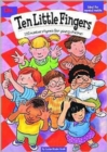 Image for Ten little fingers  : 100 number rhymes for young children