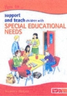 Image for How to support and teach children with special educational needs
