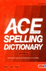 Image for ACE spelling dictionary