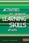 Image for Activities to develop learning skills