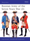 Image for The Russian Army of the Seven Years War : 2