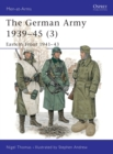 Image for The German Army, 1939-19453: Eastern Front, 1941-43 : v. 3 : Eastern Front, 1941-43