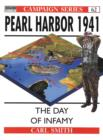 Image for Pearl Harbor 1941  : the day of infamy
