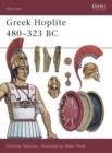 Image for Greek hoplite, 480-323 BC
