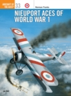Image for Nieuport aces of World War 1
