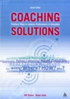 Image for Coaching solutions  : practical ways to improve performance in education