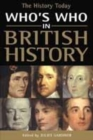 Image for The History Today who's who in British history