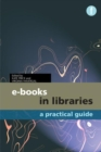 Image for E-books in libraries  : a practical guide