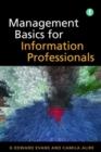 Image for Management basics for information professionals